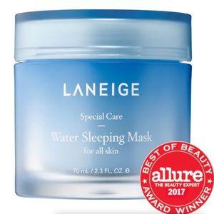 NEW bundle LANEIGE WATER SLEEPINGMASK+lifting mask